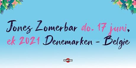 EK Live: Denemarken - Belgie (17/6) billets