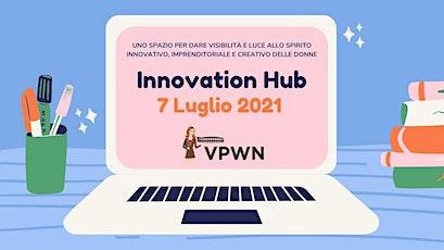 Lancio Innovation Hub biglietti