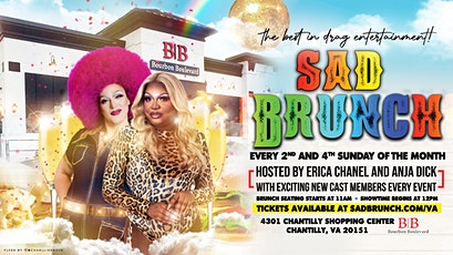 Drag Brunch Sundays with Anja Dick- Chantilly, VA tickets