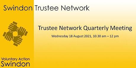 Swindon Trustee Network tickets