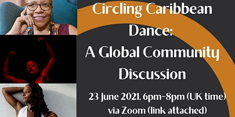 Circling Caribbean Dance: A Global Community Discussion tickets