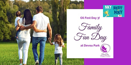 Family Fun Day - Oil Fest Day 3! tickets