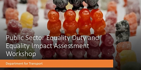 Public Sector Equality Duty  and Equality Impact Assessment Workshop tickets