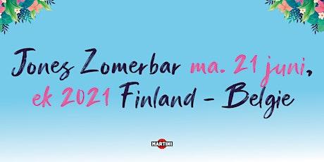 EK Live: Finland - Belgie (21/6) billets