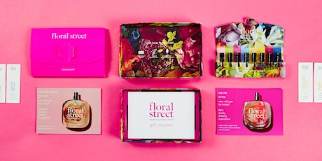 Floral Street scentschool™ in a box live event tickets