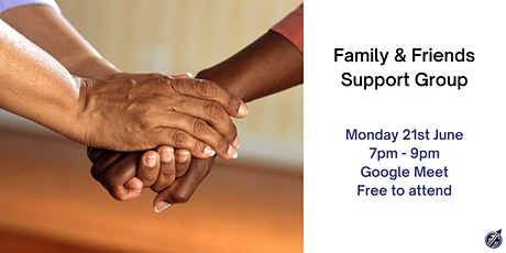 Friends and Family of Transmasculine People Support Group tickets