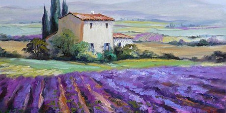 Paint and Sip at Home 'Tuscan Landscape' tickets