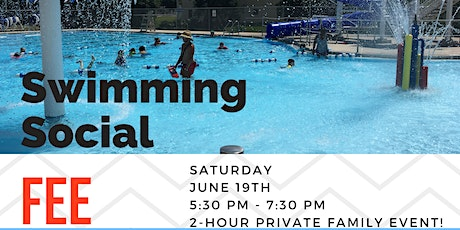 Speak Through Sports: Swimming and Summer Social tickets