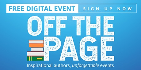 Off The Page: Lead with purpose, trust and authenticity tickets