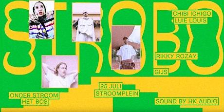 Chibi Ichigo + Luie Louis + GIJS + Rikky Rozay tickets