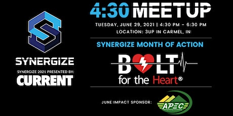 Synergize 4:30 Meetup | June | Non-Member Tickets tickets
