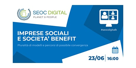 Imprese sociali e società benefit biglietti