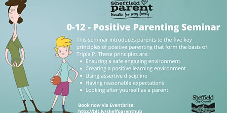 Seminar - The Power of Positive Parenting tickets