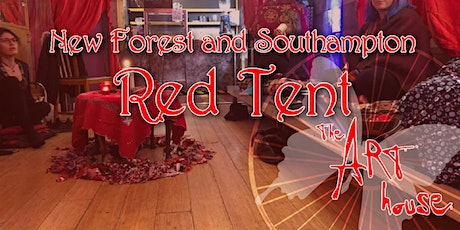 Red Tent wisdom & sharing circle (in person), June 2021 tickets