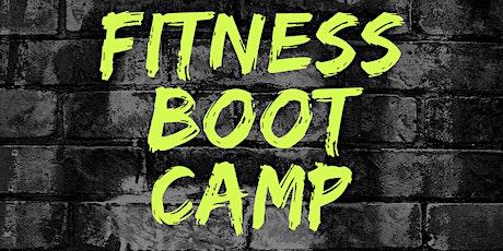 Online workout Boots Camp tickets