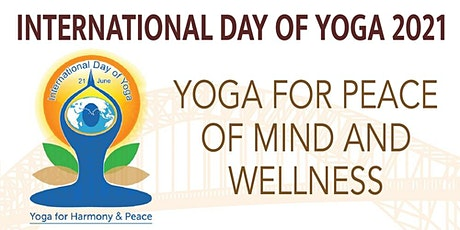 International Day of Yoga Event (CGI - Government House, Perth) tickets