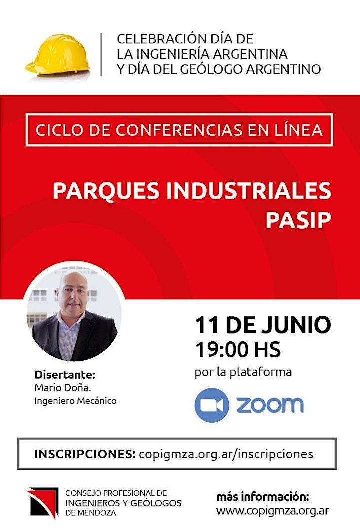 Imagen de Conferencia: Parques Industriales PASIP