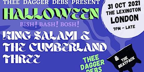 HALLOWEEN BISH! BASH! BOSH! tickets