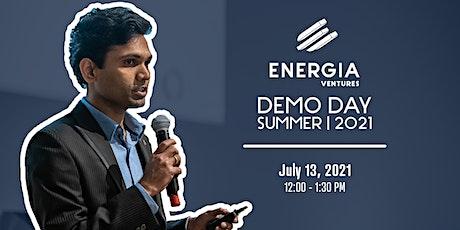 Energia Ventures Summer Demo Day 2021 entradas