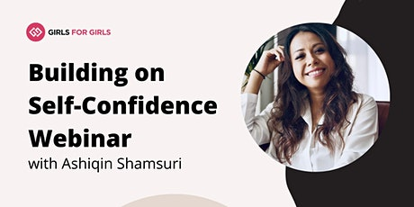 G4G: Building on Self-Confidence with Ashiqin Shamsuri tickets