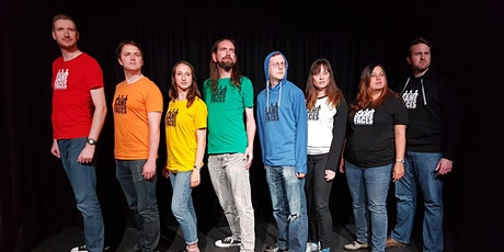 The Same Faces: Improvised Comedy - Leicester tickets