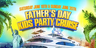 KIDS PARTY CRUISE / FATHERS DAY EVENT / JOHN5CASH