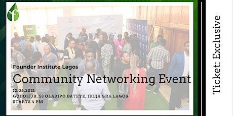 FI Directors | Alumni | Founders | Team Networking Event tickets