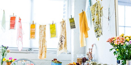Natural Dyeing with Botanical Kitchen Waste tickets