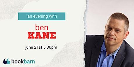 An Evening with Ben Kane tickets