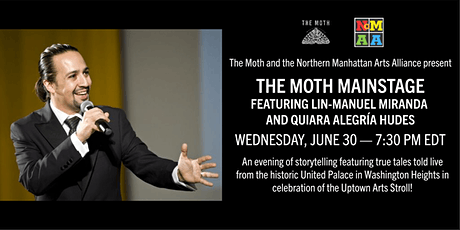 The Moth Virtual Mainstage tickets