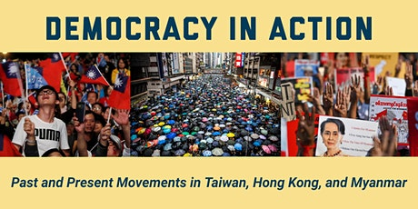 Democracy in Action: Past and Present Movements tickets