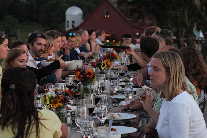 Gibbet Hill Farm Dinner ?August 4 image