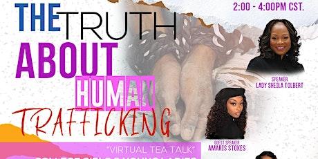 College Girls/Young Ladies Virtual Tea Talk entradas