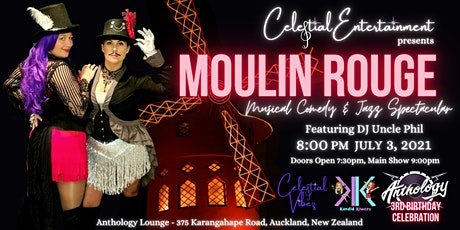 Moulin Rouge - Musical Comedy & Jazz Spectacular tickets