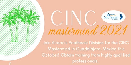 CINC Mastermind - Guadalajara, Mexico boletos