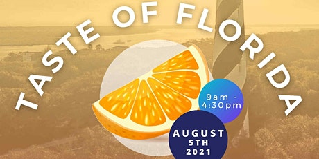FPZA  First Coast Chapter: 2021 State Conference - A Taste of Florida tickets
