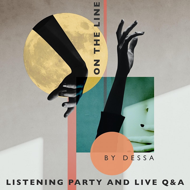 On The Line Listening Party and Live Q&A, EARLY SHOW image