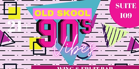 90's vibes Brunch tickets