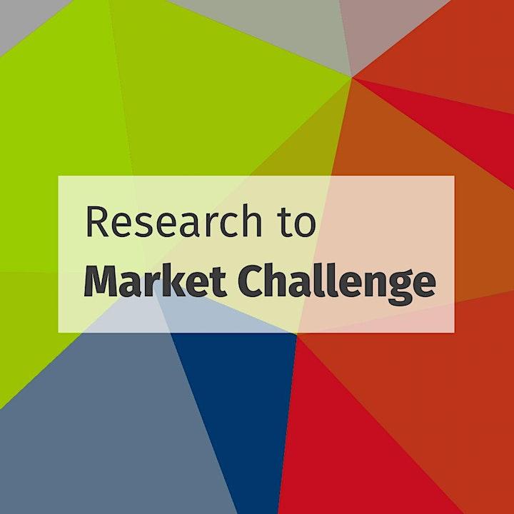 Research to Market Challenge Abschlussveranstaltung - Online Event: Bild