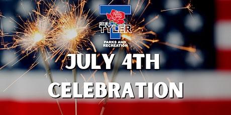 July Fourth Celebration Vendor Registration tickets