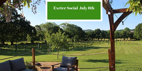 Exeter LinkedIn Local Social tickets