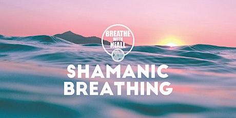 Shamanic Breathing tickets