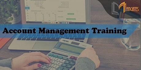 Account Management 1 Day Virtual Live Training in Rio de Janeiro ingressos