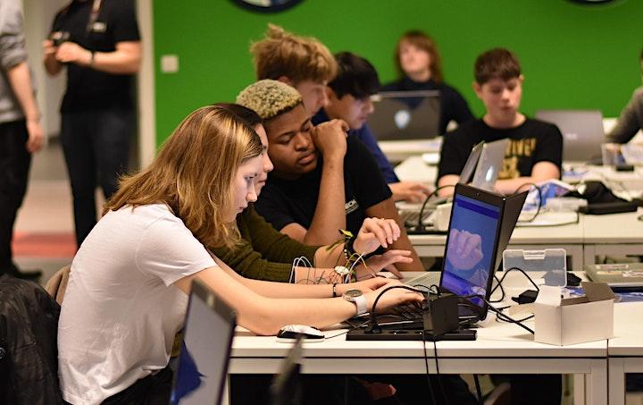 Image pour Computer Programming Initiation Workshop