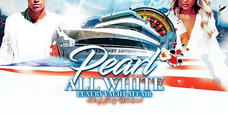 PEARL -ALL WHITE LUXURY YACHT AFFAIR tickets