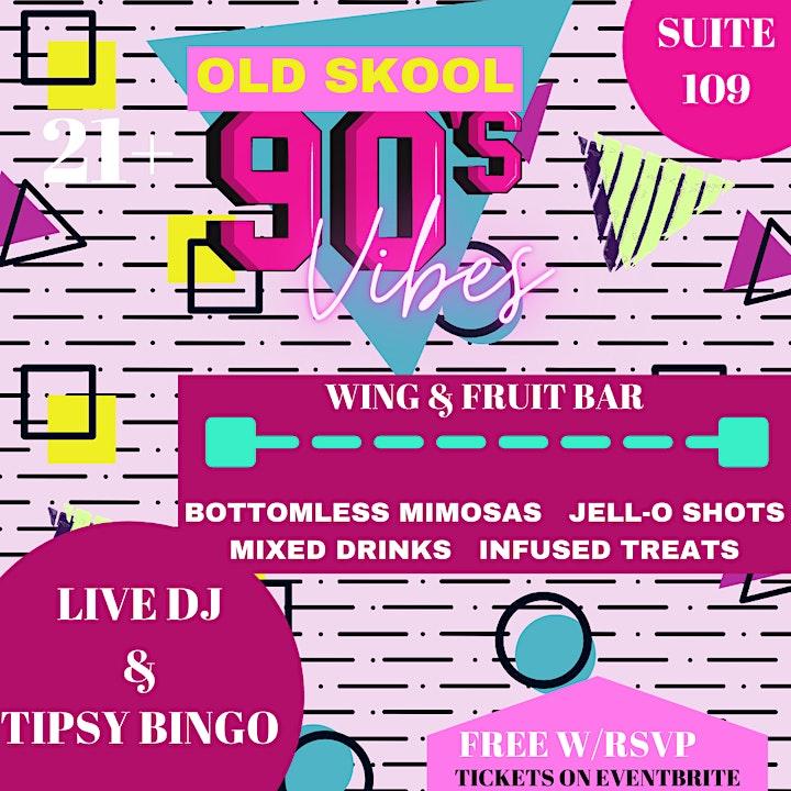 90's vibes Brunch image