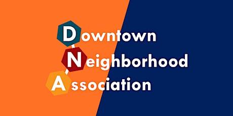 Albany's Downtown Neighborhood Association Info Meeting tickets