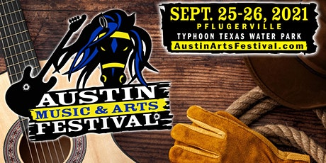 Austin Music & Arts Festival, Typhoon Texas Water Park Pflugerville 9/25-26 tickets