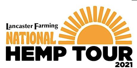 Lancaster Farming National Hemp Tour kick off tickets