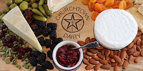 Cheese and Wine Tasting in the Round Barn tickets